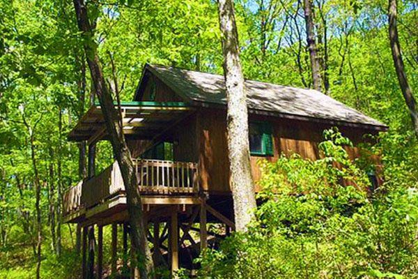 Greenbrier Cabin Hocking Hills