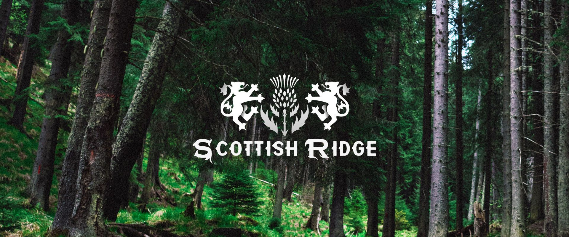 Scottish Ridge Banner
